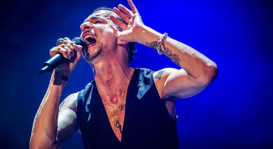 Depeche Mode i Parken
