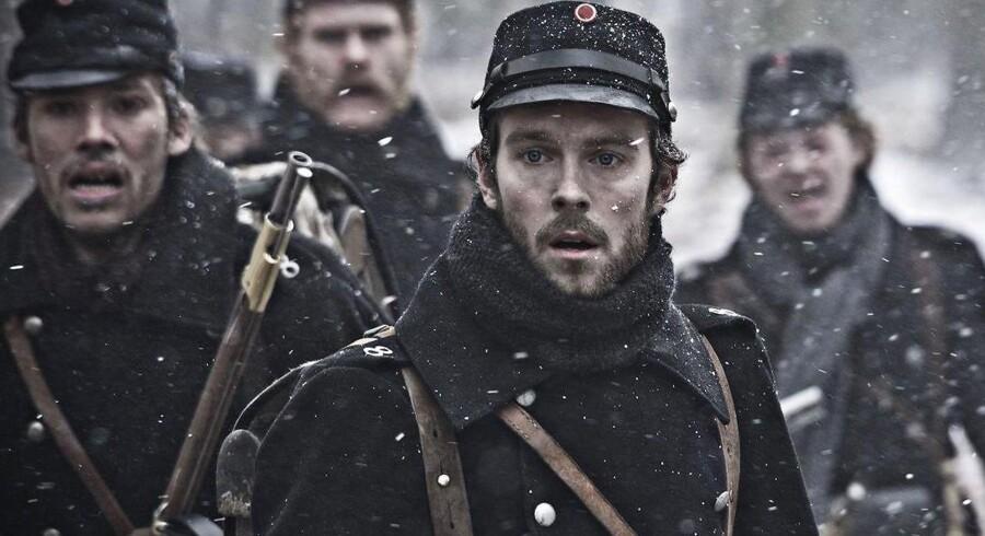 '1864' blev vist på DR i 2014. Serien blev instrueret af Ole Bornedal og både han og DRs forhenværende dramachef, Ingolf Gabold, har benægtet, at serien var politisk. Nu indrømmer Gabold, at 1864 var et politisk udfald mod Dansk Folkeparti.