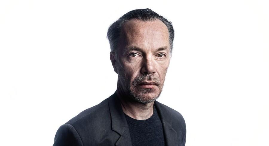Søren Kassebeer, littraturredaktør.