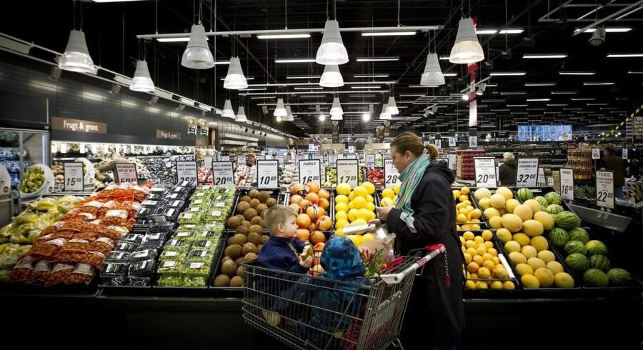 Arkivfoto. Danmarks største dagligvarekoncern, Coop Danmark, er på vej med et skuffende regnskab, som slet ikke lever op til forventningerne.