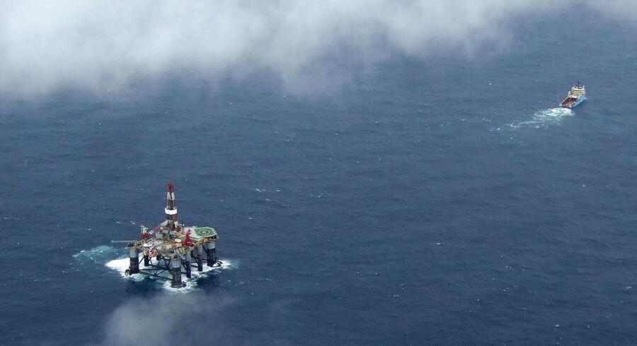 Arkivfoto. Atlantic Petroleum er kommet ud af første kvartal med et overskud.