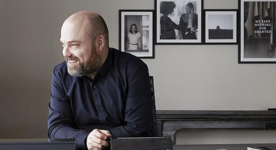 Anders Holch Povlsen ejer den danske modekoncern Bestseller.