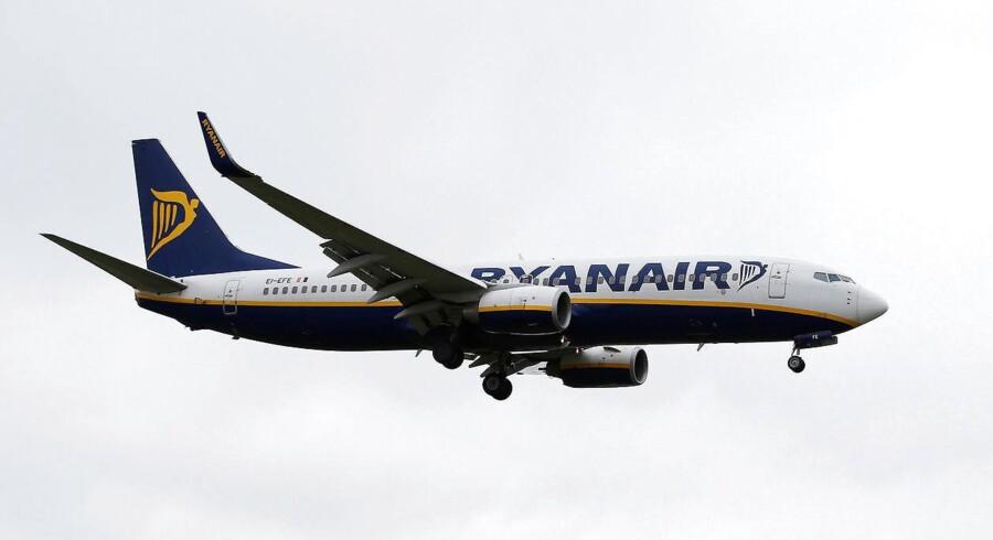 Luftfartsselskabet Ryanair fortsætter med at udvide sit rutenet til og fra Danmark.