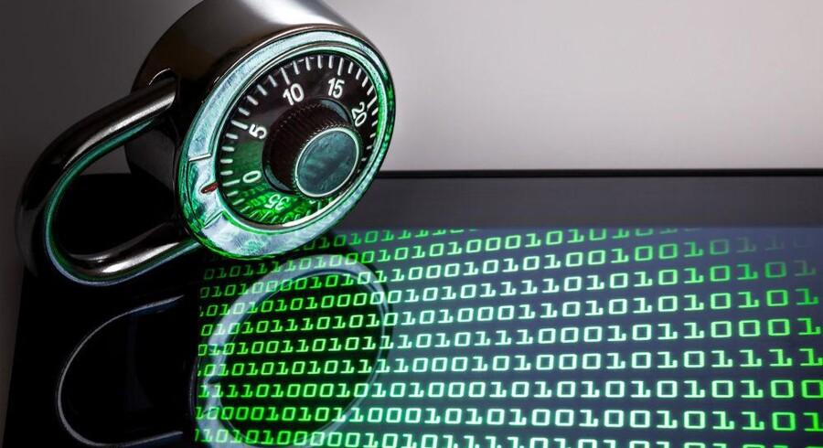 Hackere presser penge af danske kommuner ved at låse deres filer, så de ikke kan arbejde. Arkivfoto: Iris/Scanpix