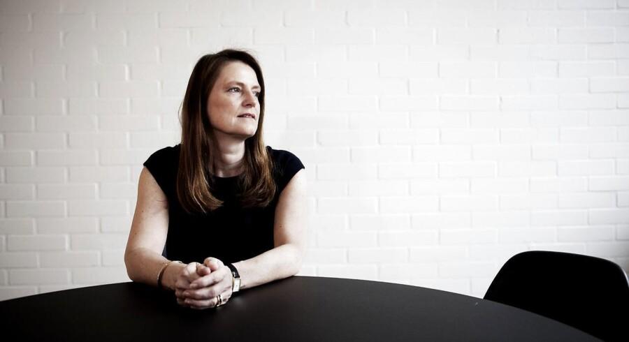 Ulla Brockenhuus-Schack er centrum for en ophedet diskussion om kasketter og dobbeltroller i iværksættermiljøet.