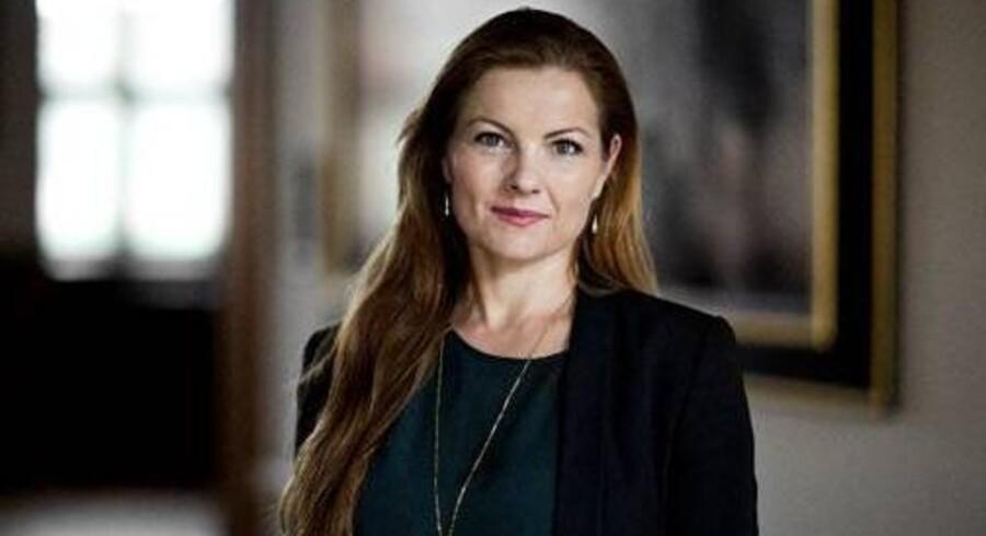 Louise Koch mener selv, det er hendes forretningsmæssige tilgang til bæredygtige projekter, der har gjort hende til en af verdens mest indflydelsesrige CSR-chefer. Foto: Dansk Erhverv