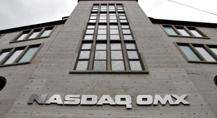 Nasdaq OMX i København. Fondsbørsens nye danske chef forventer, at der kommer flere nye noteringer i anden halvdel af året.