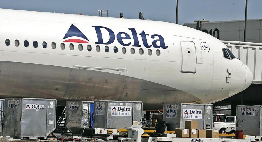 Tusinder af flypassagerer er påvirket af en computerfejl hos det amerikanske flyselskab Delta Airlines.