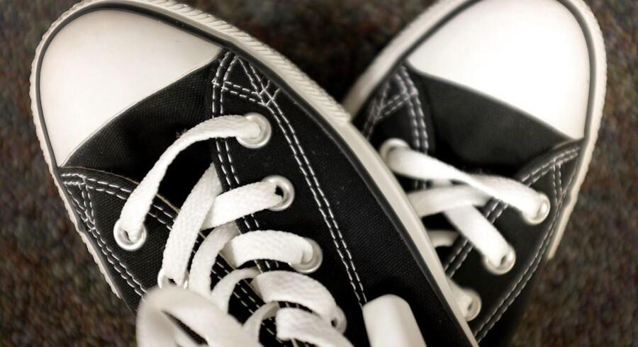 Coop, Harald Nyborg og Lidl var alle i god tro, da de solgte Converse-sko, som var kopier af den ægte vare.