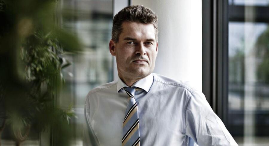 Politiken har fået aktindsigt i dokumenter, som viser, at Skatteministeriets departementschef, Jens Brøchner, løbende blev orienteret om faren for svindel. Arkivfoto.