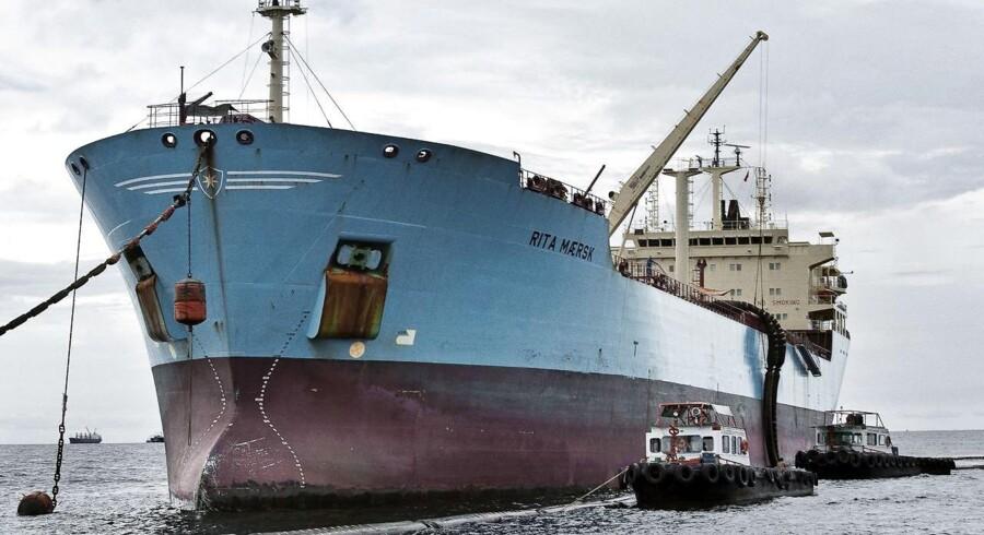 Mærsk-partneren MSC har bestilt næsten en dusin kæmpestore skibe.
