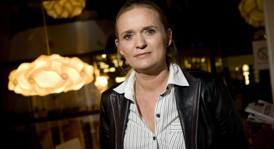 Arkivfoto: Gitte Seeberg opfordrer regeringen til hurtigt at finde en endelig løsning på registreringsafgiften på biler.