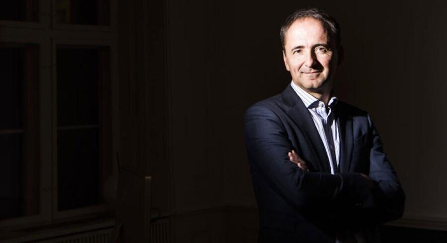 Jim Hagemann Snabe er tidligere topchef i den tyske it-virksomhed SAP er i dag én af Danmarks og Europas mest indflydelsesrige erhvervsmænd. Han sidder bestyrelserne for AP Møller-Mærsk, Danske Bank, SAP, Allianz, B&O mfl.