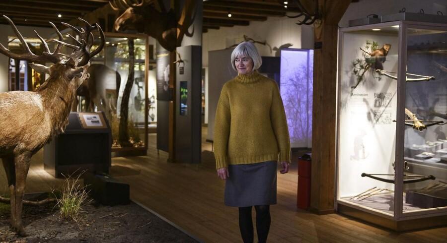 Allerede da beslutningen om Jagt- og Skovbrugsmuseets udflytning fra Hørsholm til Gl. Estrup på Djursland blev truffet i januar, meddelte museeumsdirektør Jette Baagøe, at hun ikke flyttede med. Nu viser det sig, at kun to af de i alt 22 medarbejdere følger med til Jylland.