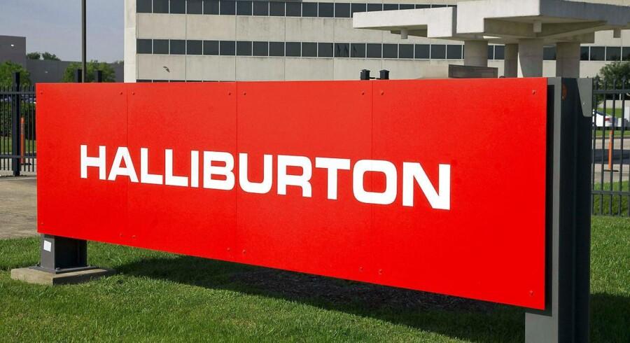 Arkivfoto. Det amerikanske olieserviceselskab Halliburton leverede over forventning på både salget og driften i andet kvartal.