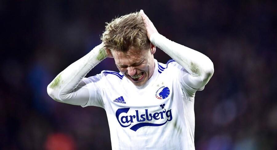FC Midtjylland vs. FCK. ALKA Superliga, MCH ARENA HERNING.