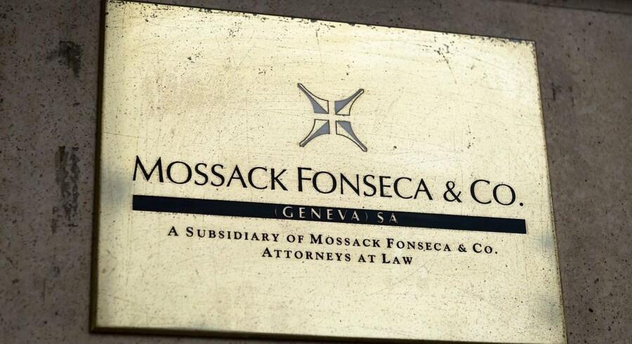 """Advokatkontoret Mossack Fonseca, som stod i centrum for de berygtede sager om skattesvindel, der blev oprullet i """"Panama-papirerne"""", lukker. (Foto: FABRICE COFFRINI/Scanpix 2016)"""