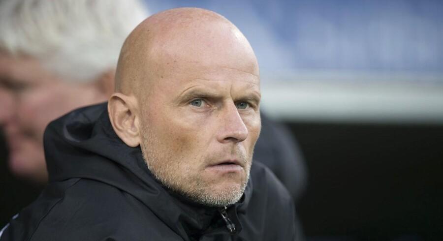 FCK-træner Ståle Solbakken har ikke lagt planer for sit virke i klubben mange år frem.
