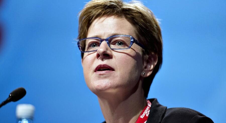 """Ulla Astman (S), formand for Danske Regioners sundhedsudvalg, erkender, at """"man set i bakspejlet skulle have taget fat noget før"""". Foto: Henning Bagger"""