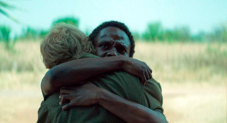 """Skæbnen pander Marcus (Charlie Karumi) i jorden gang på gang i """"Liberty""""."""