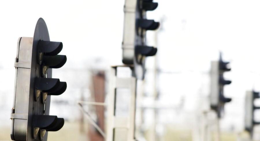 Signaler tog togsignaler