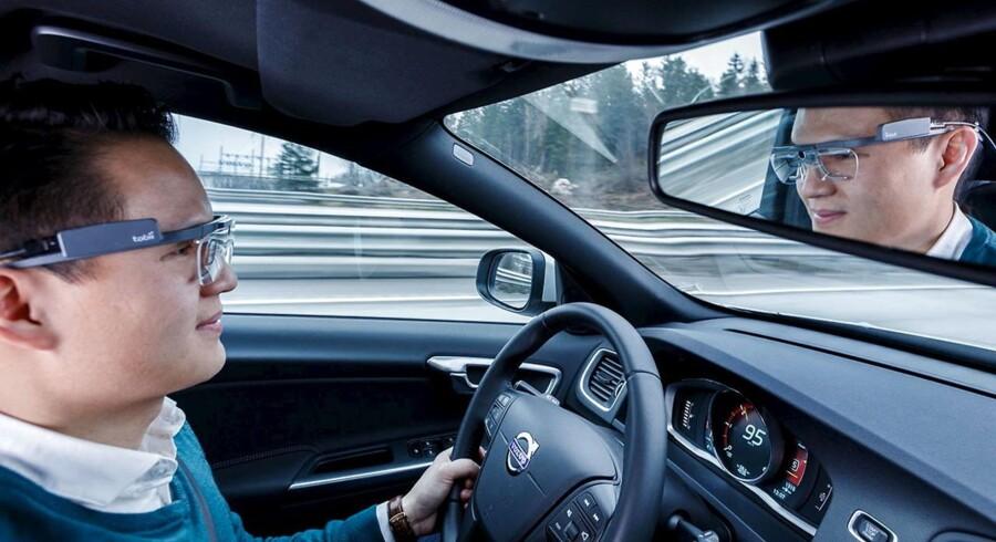 Arkivfoto: Han skifter til en tilsvarende stilling hos den svenske virksomhed Tobii, der laver teknologi, der kan spore øjets bevægelser, hvor han skal afløse danskeren Esben Olesen. Det oplyser de to selskaber i separate meddelelser.