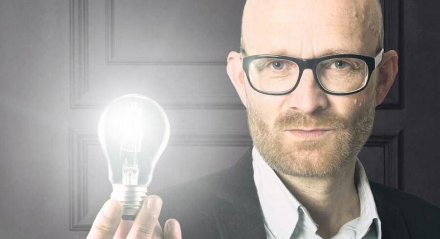 Erhvervsredaktør Peter Suppli Benson: Danmark har brug for de gode idéer - derfor etablerer Berlingske Business nu iværksætterkonkurrencen Business Boost.
