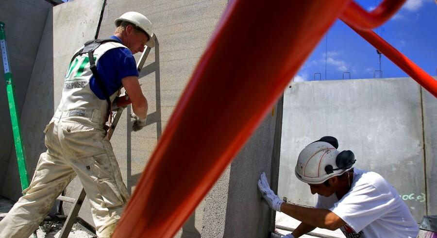 Arkivfoto: Der skal være mere enkle regler, når virksomheder søger byggetilladelse i Københavns Kommune.
