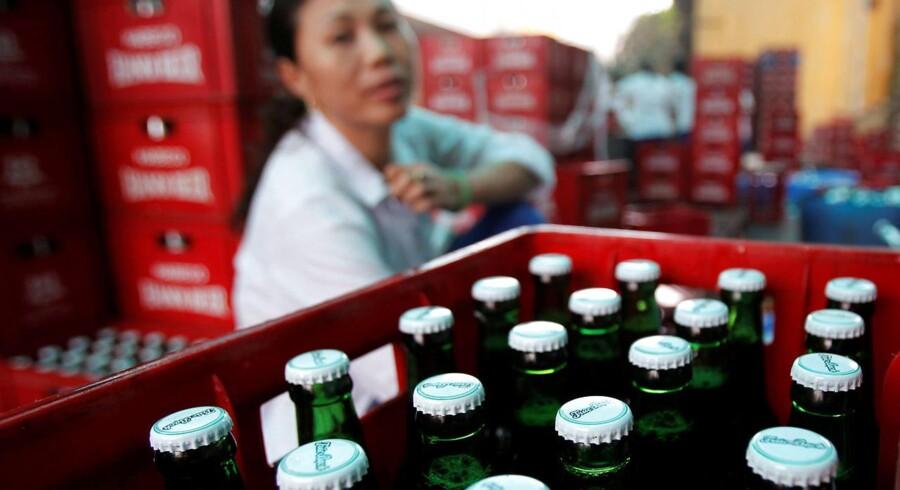 Den vietnamiske bryggeri-koncern Habeco, som Carlsberg ejer 17 pct. af, er klar til at gå på børsen i Vietnam senere på måneden.