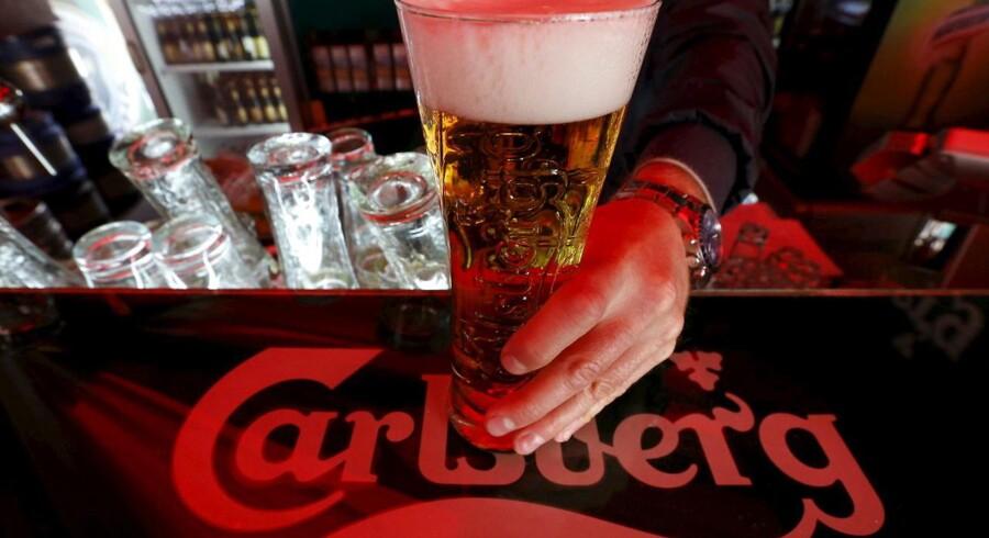 """Ifølge Børsen har Carlsberg store ambitioner med """"Draughtmaster"""", og planen er, at det skal være installeret på alle landets udskænkningssteder inden for de næste fire år."""