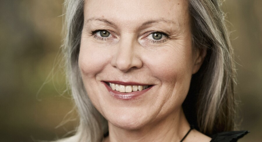 Lisa Herold Ferbing, formand for Djøf