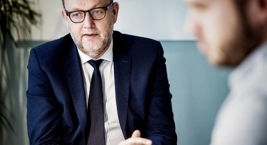 Energi- Forsynings- og Klimaminister Lars Christian Lilleholt. Arkivfoto.