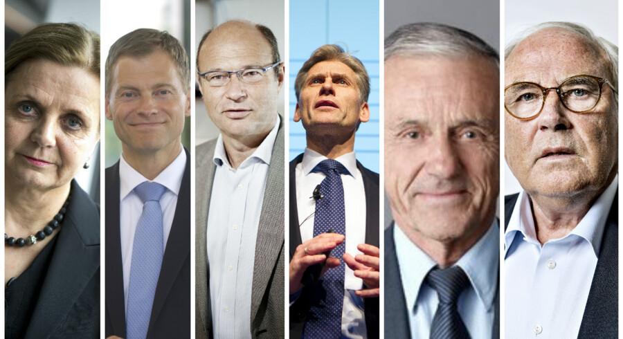 Her får du et overblik over ugens op- og nedture i dansk erhvervsliv.