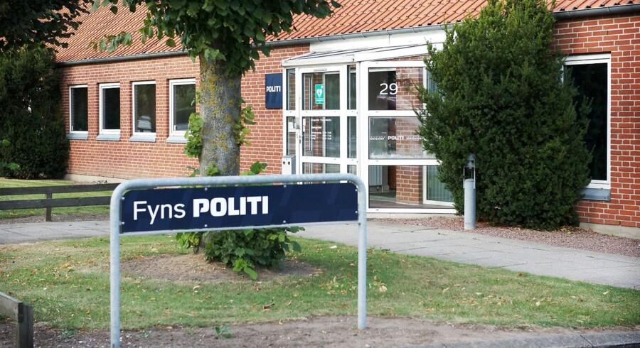 Fyns Politi. Arkivfoto.