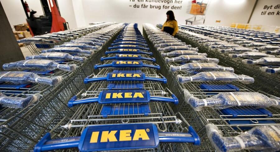 Der er fundet hestekød i kødboller produceret i Sverige, som serveres i Ikea-restauranter i Europa.