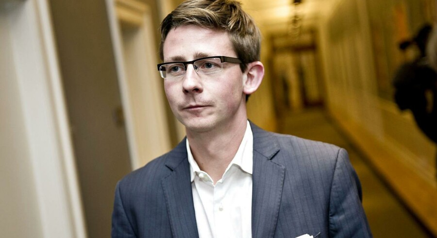 Brian Mikkelsen. Arkivfoto.