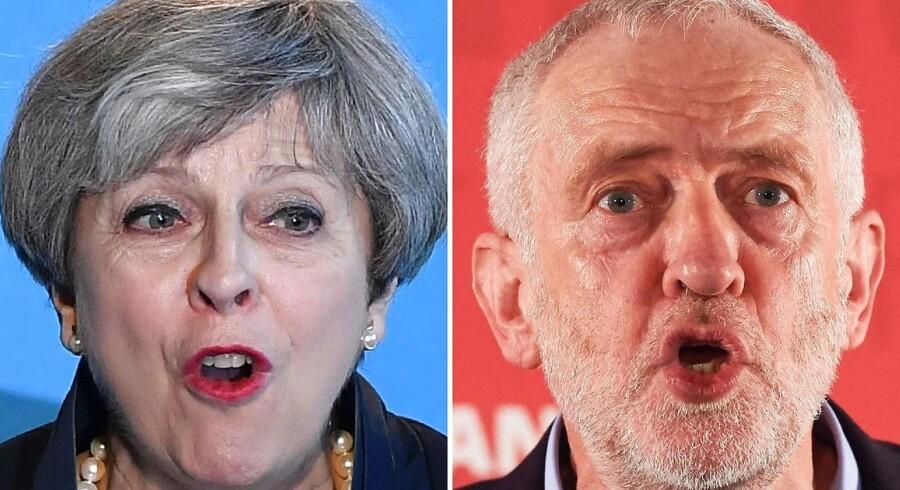 Det er umuligt at sige hvem, der ender med at danne regering i England, udtaler britisk ekspert.
