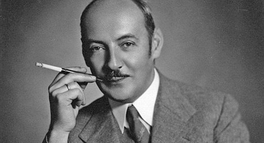 Albert Göring (1895-1966) fotograferet, da han var i 30erne.