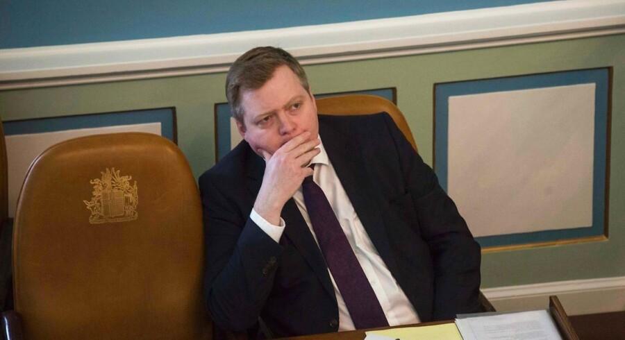 Islands statsminister er blandt dem, der ifølge et stort læk af dokumenter har en skattely-virksomhed i Panama.