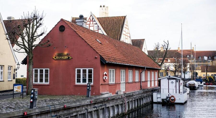 Madanmeldelse af Restaurant Kanalen.