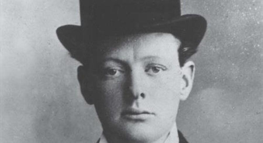 Winston Churchill: »Mine unge år«