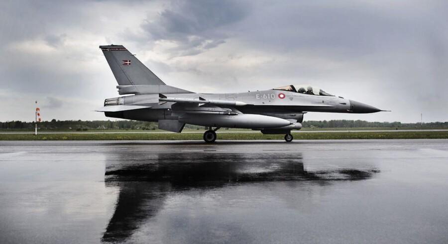 Indkøb af nye kampfly står på dagsordenen i den nærmeste fremtid for den nyudnævnte forsvarsminister.