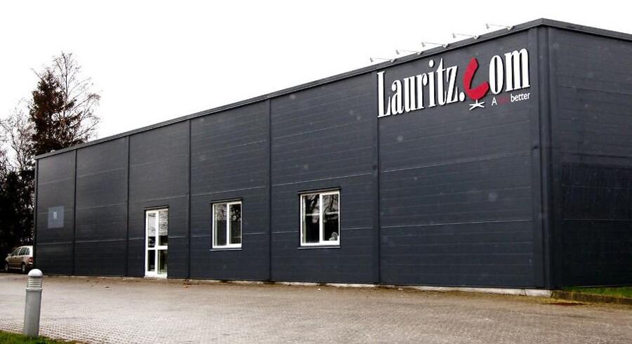 Auktionshuset Lauritz.com i Næstved.