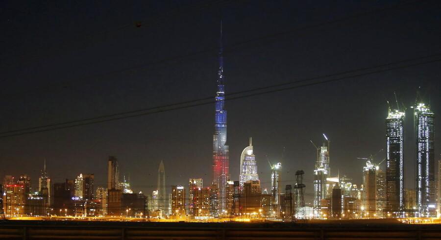 Verdens højeste skyskraber bliver snart overgået.
