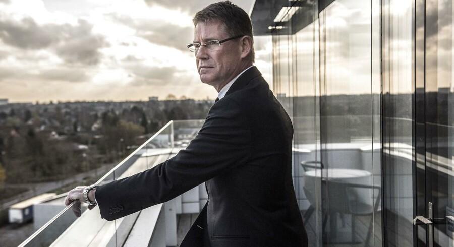 Lars Rebien Sørensen, CEO hos Novo. ARKIVFOTO 2014.