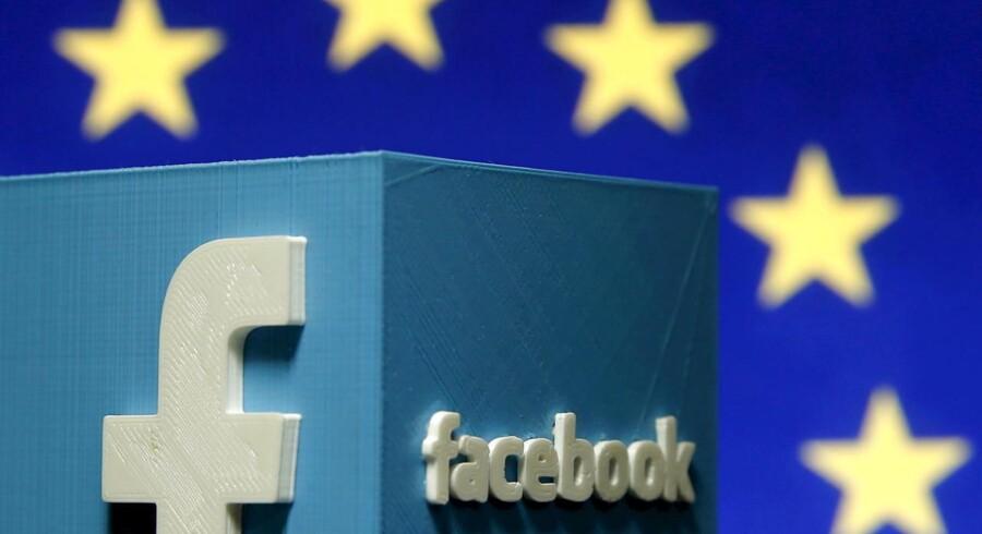Datasagen mod Facebook, som betød sønderskydningen af den 15 år gamle dataudvekslingsaftale mellem USA og EU, har lagt solidt pres på for at få ordentlige regler på plads. Arkivfoto: Dado Ruvic, Reuters/Scanpix