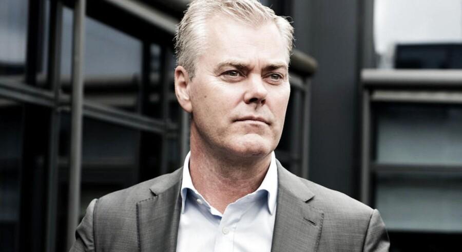 NETS CEO Bo Nilsson.