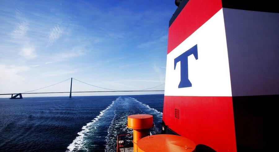 Arkivfoto. Torm har købt fire nye medium range-tankskibe (MR). Skibene er bestilt på et kinesisk værft og ventes leveret i 2019.