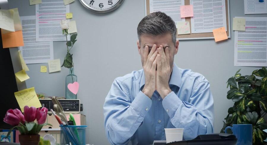 Skal man ansætte en person, der tidligere har haft stress, til en krævende stilling?