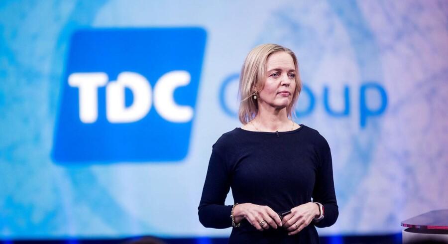 Pernille Erenbjerg. Torsdag den 1. Februar 2018.